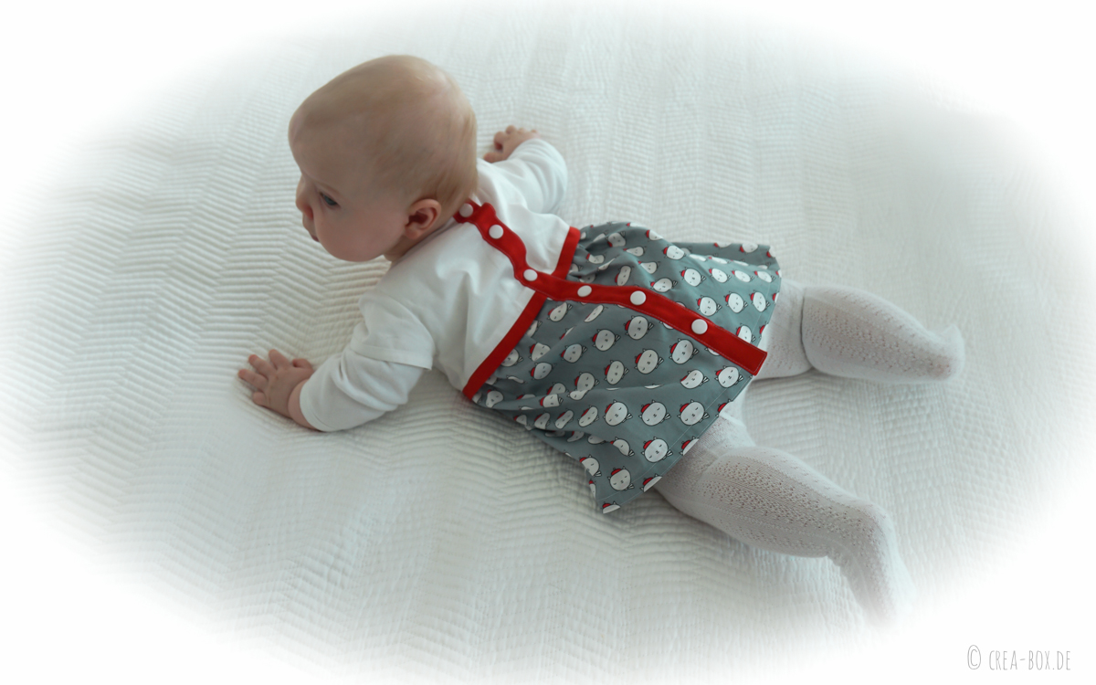 Baby Kleid Nahen Projektergebnis Nr 1 Lernerfahrung Creative Box
