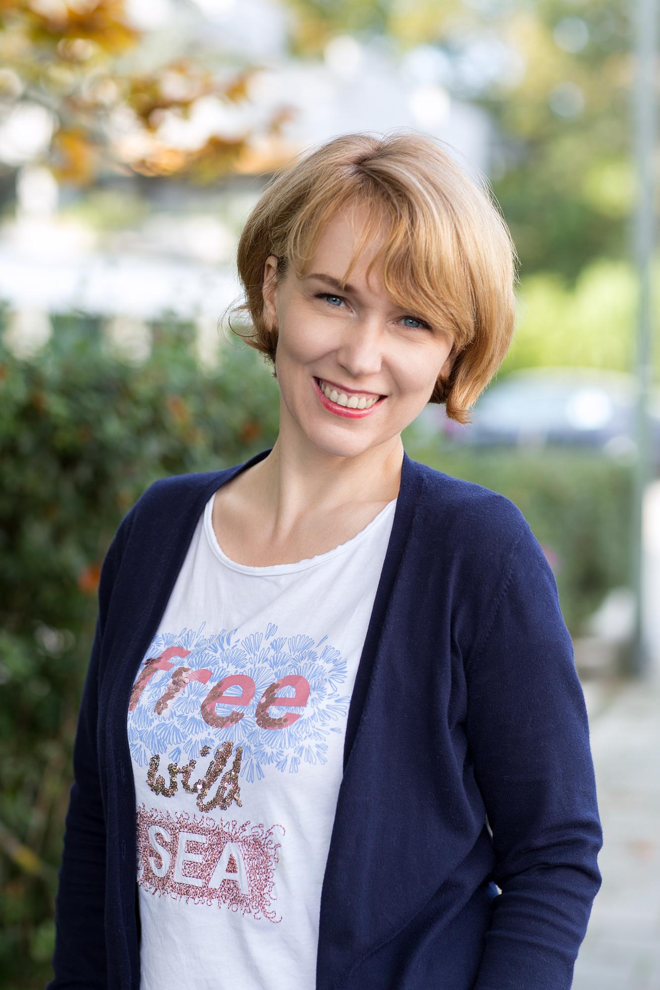 Nina - das Gesicht hinter crew-box.de